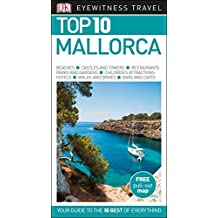 Top 10 Mallorca (DK Eyewitness Travel Guide)