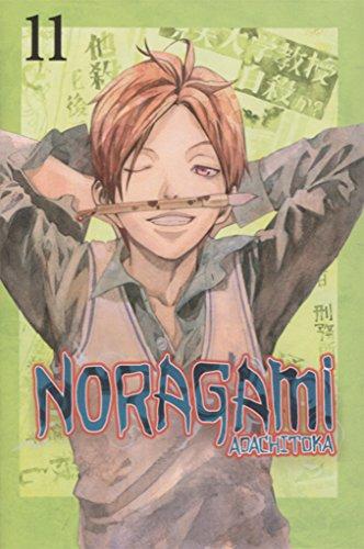 Noragami 11 por Adachitoka