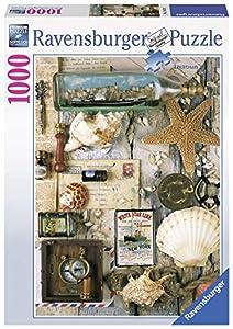 Ravensburger - Puzzles 1000 Piezas, diseño Recuerdos del Verano (19479 7)