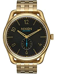 Nixon Unisex-Armbanduhr C45 SS Analog Quarz Edelstahl A951 -510 -00