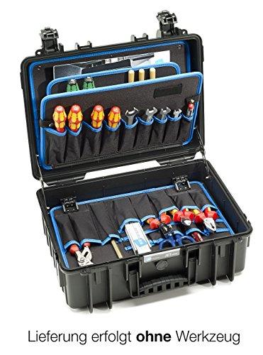B&W Werkzeugkoffer JET 5000, 117.17/P (Lieferung erfolgt ohne Werkzeug)