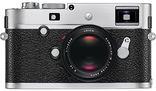 Leica M-P 24MP CMOS 5952 x 3976pixels Black,Silver usato  Spedito ovunque in Italia