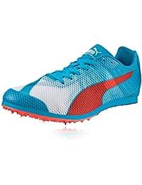 Unisex Adults Evospeed Star 5.1 Multisport Outdoor Shoes, White-Blue Danube-True Blue Puma