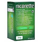 Nicorette Kaugummi 2 mg freshmint Kaugummis