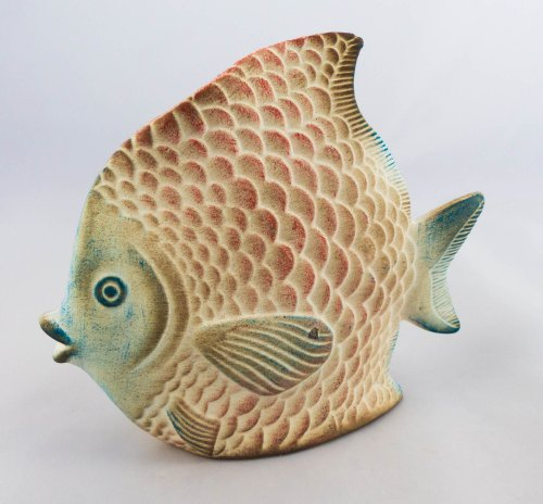 colourful-angel-fish-ceramic-fair-trade-and-handmade-in-mexico-indoor-or-outdoor-use-l12xh10cm