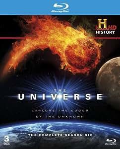 The Universe - Complete Season 6 [Blu-ray][Region Free]
