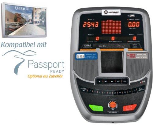 E4000 Crosstrainer Horizon Fitness – Modell 2013/ 2014 - 2