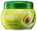 Garnier Nutrisse Avocado Creme-Kur, nährende Tiefenpflege für coloriertes Haar, strahlender Farbglanz, für alle Haartypen, 2er-Pack (2 x 300 ml)
