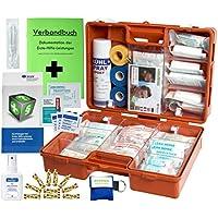 WM-Teamsport Sport-Sanitätskoffer Pro S1 Erste-Hilfe Koffer Din 13157 & 13164 + Sport-Ausstattung mit Kältebehandlung... preisvergleich bei billige-tabletten.eu