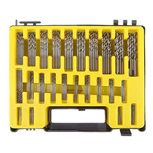 prettygood70,4mm-3.2Trainingsunterlagen für Mini Twist Bohrer Kit HSS Micro Precision Twist-Bohrer