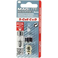Maglite 1 BOMB.Mag-num Star II Xenon 5DC - Campeggio lampadina e trekking