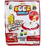 Panini Album Carton Starter Pack Egg.Z World 1 UD