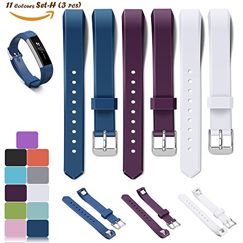 3pcs-fitbit-alta-wrist-bands-free-hd-protective-films-ifeeker-11-colours-availble-soft-silicone-repl