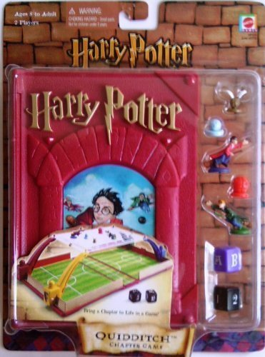 Harry Potter Quidditch Chapter Game by Harry Potter, Warner Brothers (Brothers Harry Potter-warner)