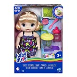Baby Alive Girl Sweet Spoonfuls Blonde Doll