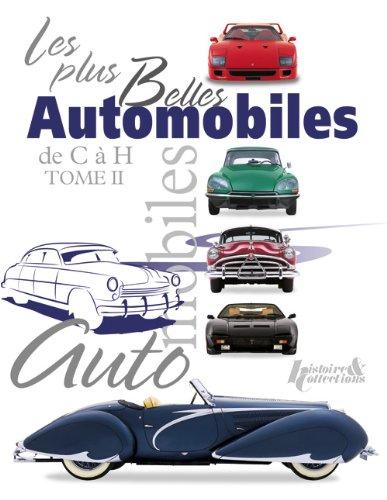 Les plus belles automobiles (tome 2)