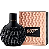James Bond 007 for Women – Eau de Parfum Damen Natural Spray I – Orientalisch-blumiges Damen Parfüm - wie für ein Bond Girl geschaffen – 1er Pack (1 x 50ml)