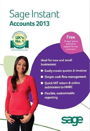 Sage Instant Accounts 2013 [Download]