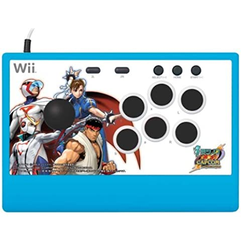 Exar Tatsunoko Vs. Capcom Fighting Stick For Nintendo Wii by Exar