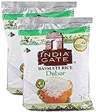 #6: Hypercity Combo - India Gate Basmati Rice Dubar, 1kg (Pack of 2) Promo Pack