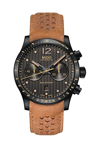 Mido Men's Multifort Special Edition 44mm Automatic Watch...