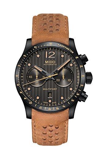 Mido Multifort Special Edition Herren-Armbanduhr Automatik M025.627.36.061.10