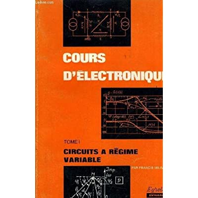 Cours D Electronique 1 Circuits A Regime Variable Pdf