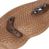 Xshuai® Magnetic Slimming Massage Shoe Foot Pad Insoles Gel Pad Therapy Acupressure Foot Health Care Pain Cushion (Womens size EU 35-40)