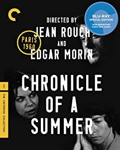 Criterion Collection: Chronicle of a Summer [Blu-ray] [1961] [US Import]