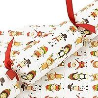 Single Large Kids Dress Up Basic Christmas Cracker - Make & Fill Your Own Kit