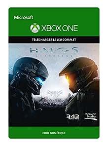 Halo 5 Guardians Standard Edition  [Xbox One - Code jeu à télécharger]
