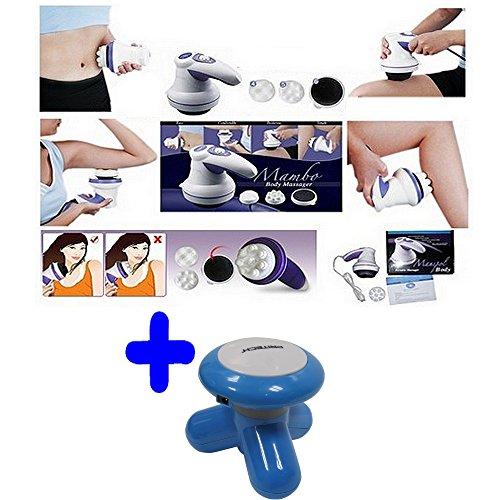 Preisvergleich Produktbild 2 Geräte Massage Anti-Cellulite,  Muskelkater + Massage Entspannung Desktop