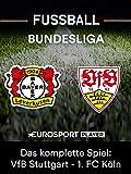 Das komplette Spiel: Bayer Leverkusen gegen VfB Stuttgart