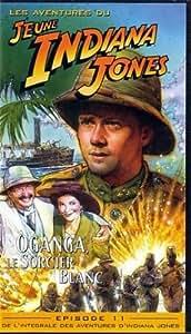 """Les Aventures du Jeune Indiana Jones """"Oganga Le Sorcier Blanc"""""""