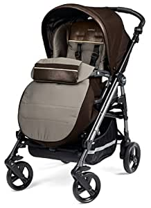 Peg Perego Poussette Switch Easy Drive Completo - Chocolat
