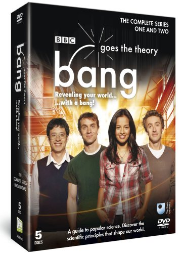 Complete Series 1 & 2 (5 DVDs)