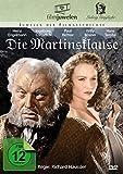 DVD Cover 'Die Martinsklause - Die Ganghofer Verfilmungen (Filmjuwelen)