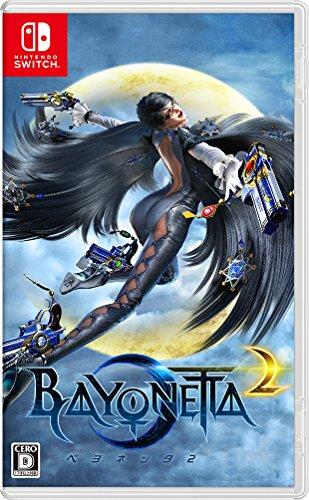 Bayonetta 2 [Switch][Importación Japonesa] 51tihp2NzqL