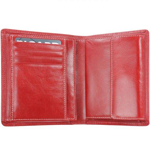 Picard Unisex-Erwachsene Porto Geldbörsen, 10x13x2 cm Schoko