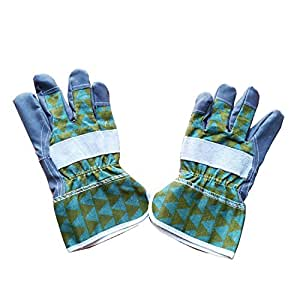 Men 39 s gardening gloves gants de jardinage pour homme for Gardening gloves amazon