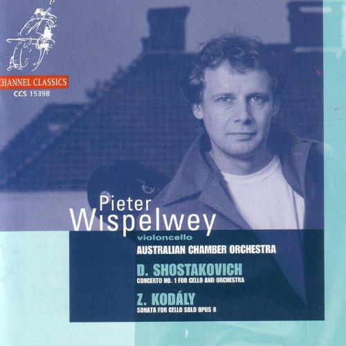 Shostakovich / Kodaly: Concerto No.1 for Cello and Orchestra / Sonata for Cello Solo Op.8