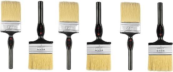 Spartan Paint Brush Multicolour set of 6 ( 75 MM) Stn