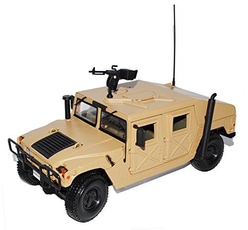 Hummer Humvee H1USA esercito militare SUV beige 1992-20061/18Maisto modello auto