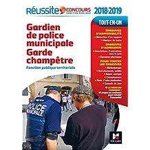 Réussite Concours Gardien de police municipale Garde champêtre Nº33
