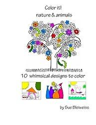 Color it! nature & animals