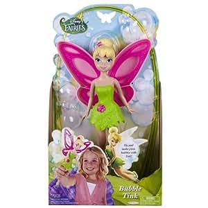 Disney Fairies - 68799 - Poupée Mannequin Fée - Clochette À Bulles