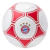FC Bayern München Ball rot-weiß Gr. 5