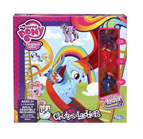 Hasbro My Little Pony schüttgutindustrie und Leitern Spiel