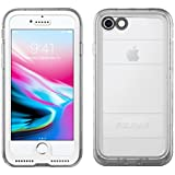 iPhone 8 Case   Pelican Marine Waterproof Case - fits iPhone 8 and iPhone 7 (Clear)