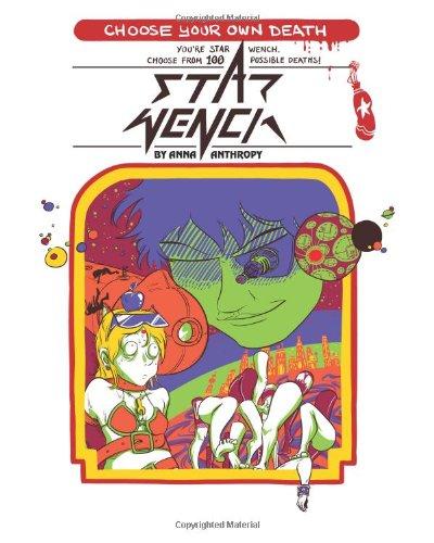 Star Wench por Anna Anthropy